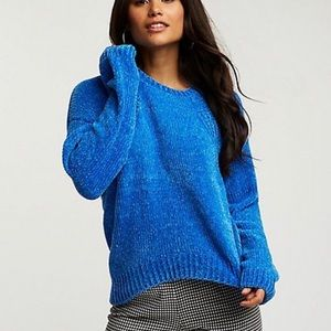 Charlotte Russe Chenille Sweater